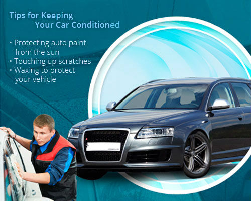 Tips For Keeping Your Car Exterior In A Superior Condition