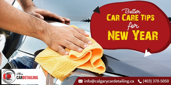 New Year Carn Care Tips