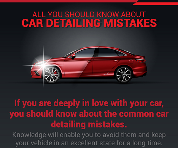 Calgary Car Detailing Mistakes