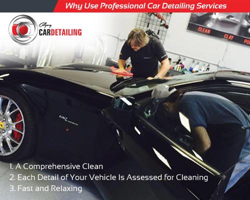 Car Wash & Car Detailing