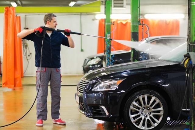 Full Service Car Wash