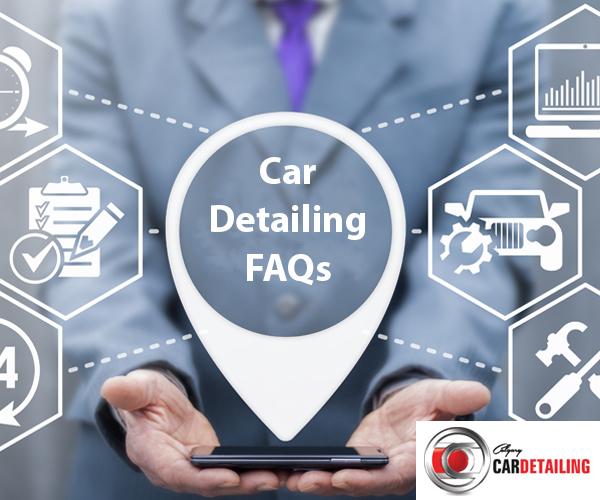 Car Detailing FAQ