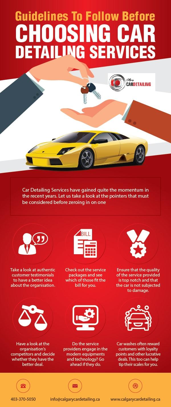 Car Detailing Services