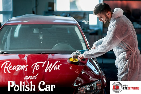 Invest In Car Wax And Polish