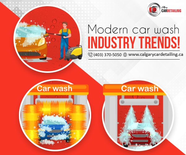 Top Trends Car Wash Industry