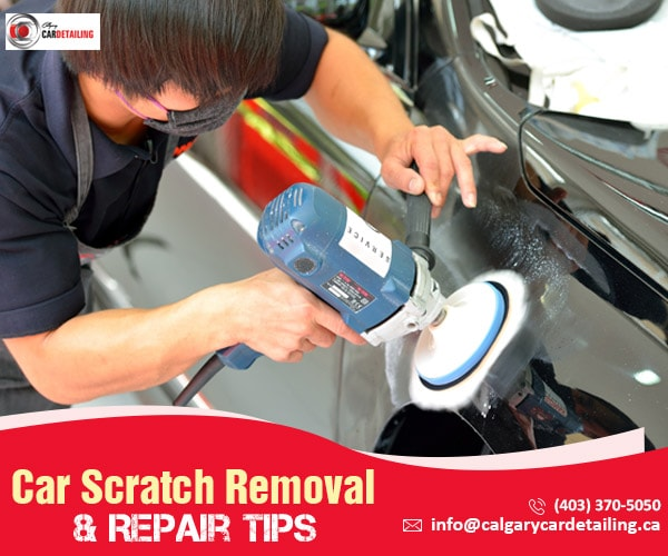 7 Secrets of Car Scratch Repair