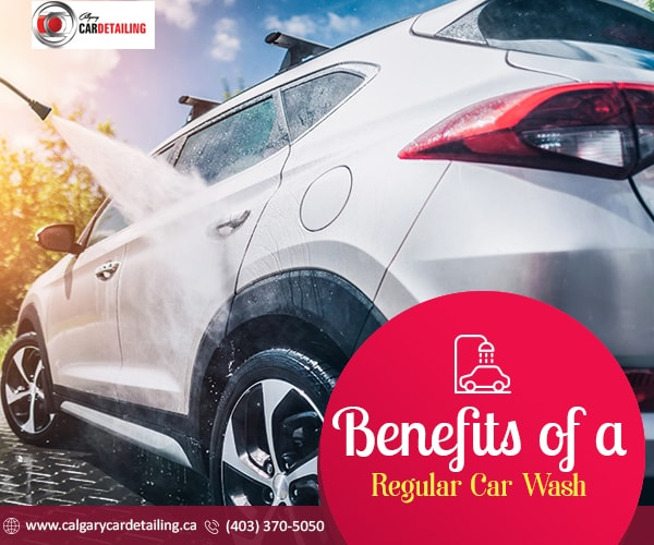 Benefits of a Regular Car Wash