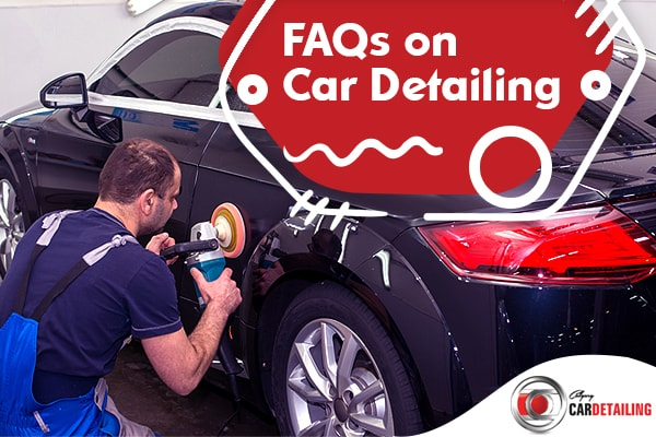 FAQs on Car Detailing