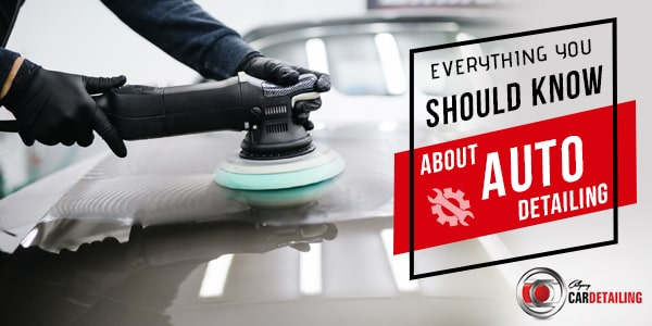 All About Auto Detailing