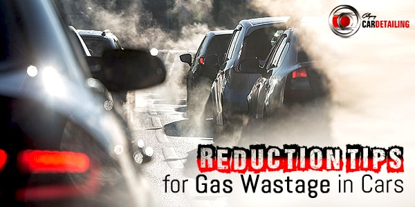Reduce Your Car's Wastage of Gas