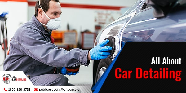 all about car detailing services