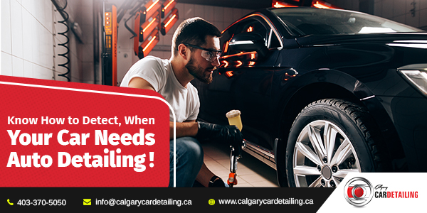 Auto Detailing in Calgary