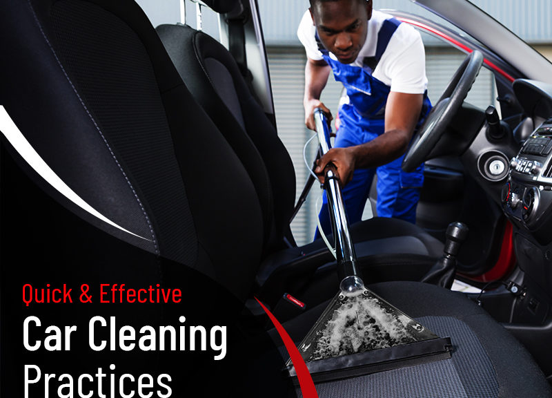 Interior car Cleaning in Calgary