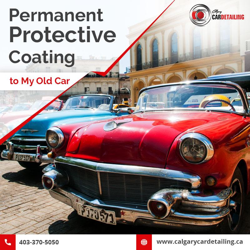 Car Paint Protection Service