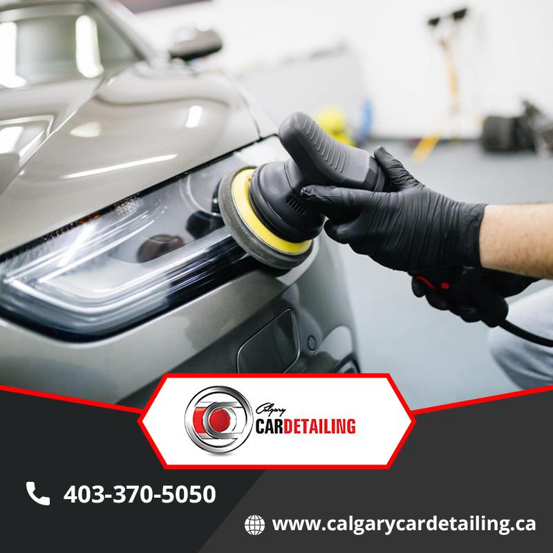 Full Service Car Wash in Calgary