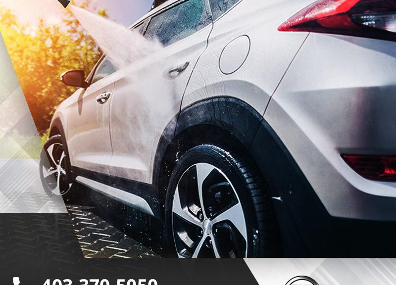 Hand Car Wash Calgary