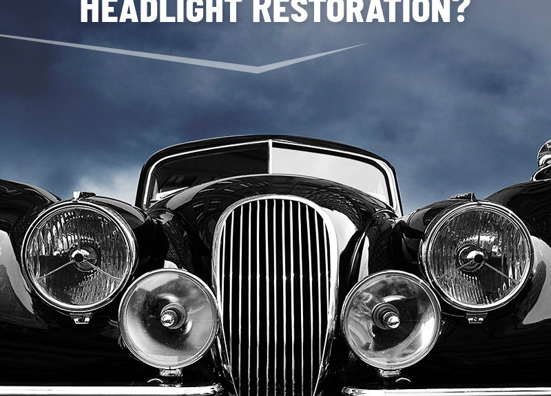 headlight restoration Calgary