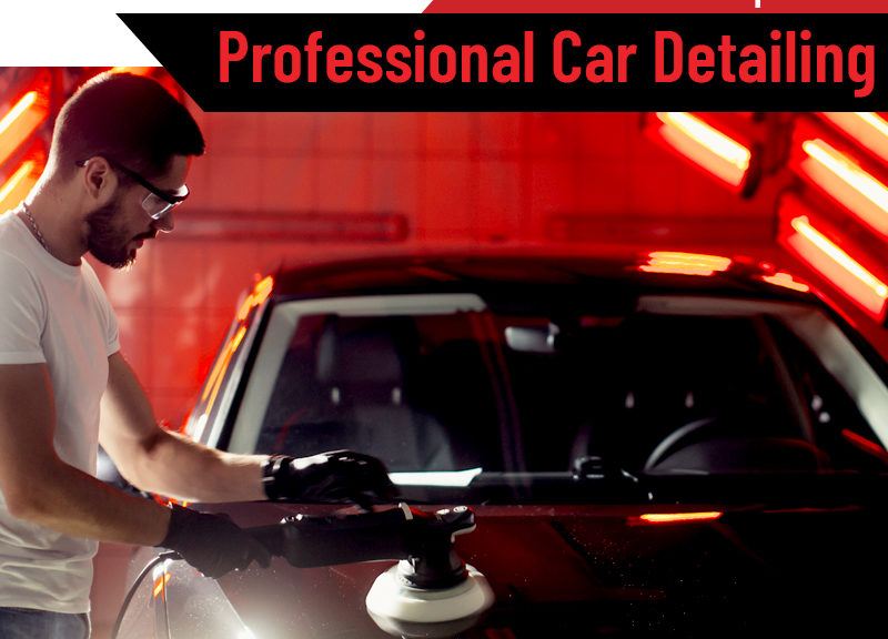 car interior detailing service