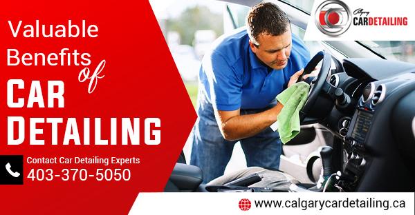 car detailing in Calgary