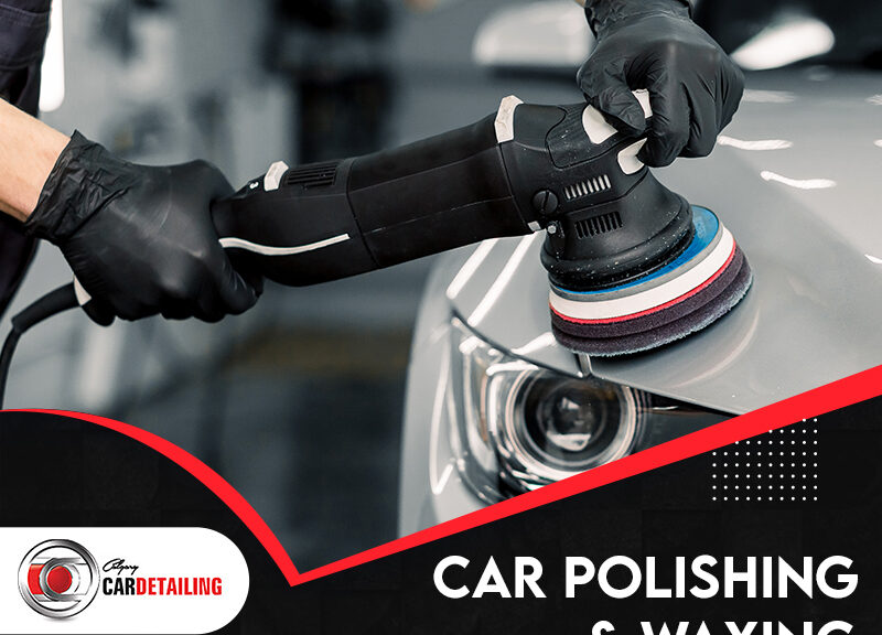 car polishing Calgary