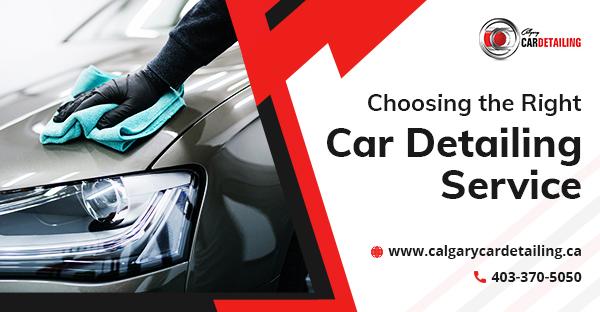 Car Detailing Calgary NW