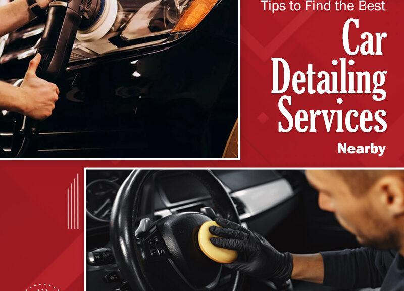Calgary Car Detailing Services