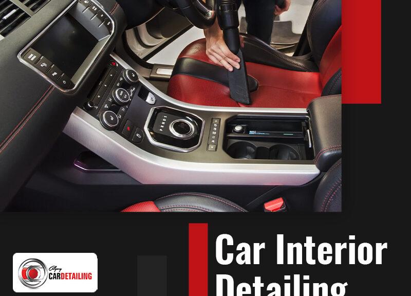 Car Interior Detailing Calgary Service