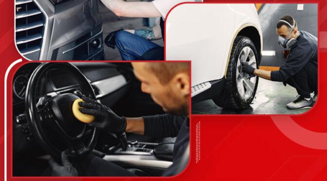 Calgary car detailing