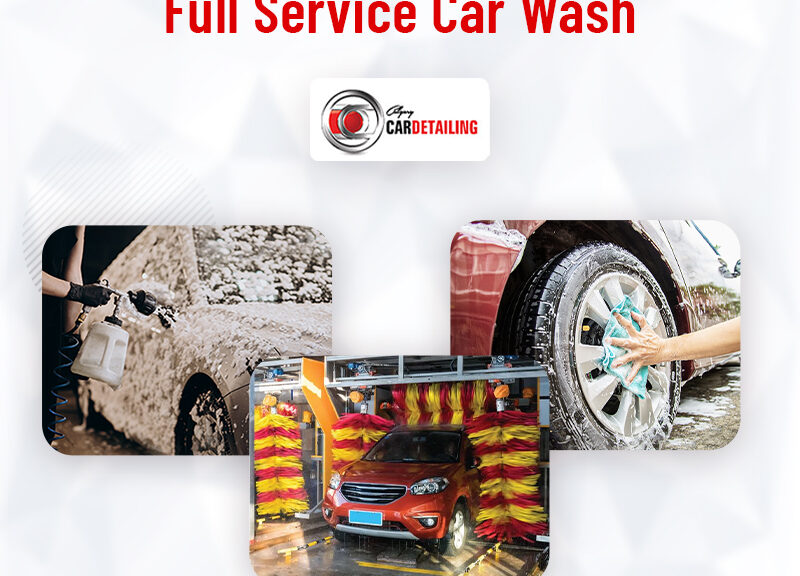 full service car wash in Calgary