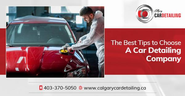 Car Detailing Company in Calgary