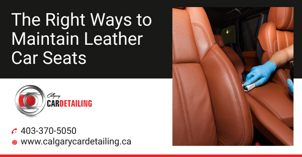 interior car cleaning Calgary