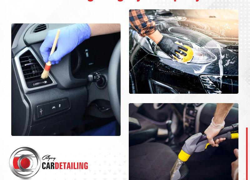 Auto Detailing Calgary Company