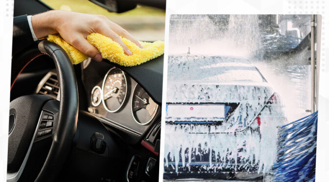 car detailing services in Calgary